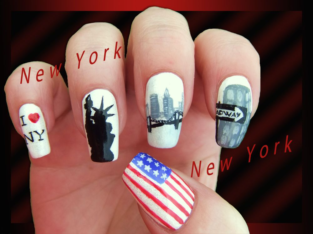 faux ongles new york