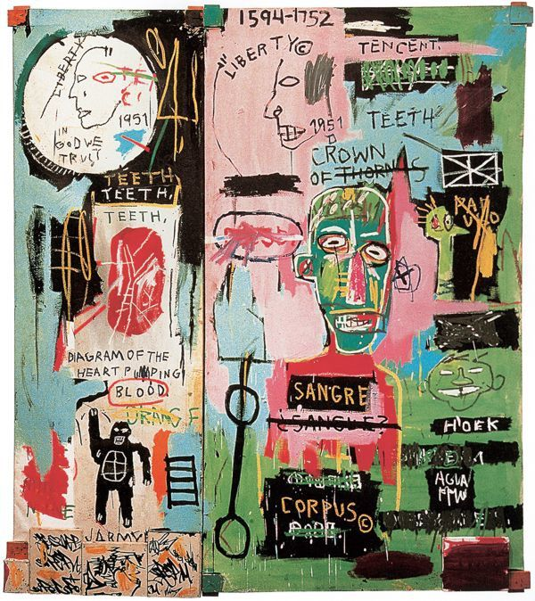 Album - BASQUIAT-JEAN-MICHEL