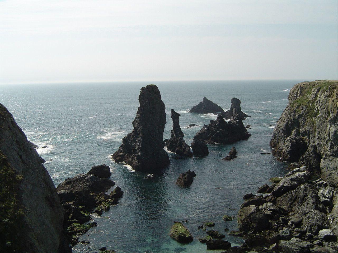 Rando-Belle-iles-en-mer avril 2004