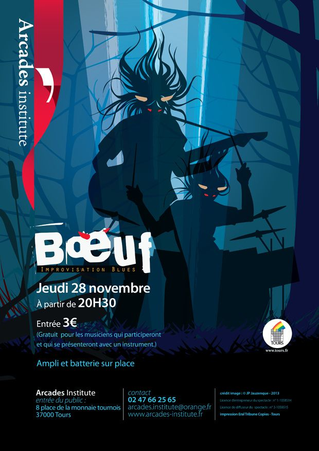 web boeuf blues 28 nov