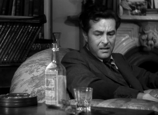 The lost weekend le poison ray milland billy wilder