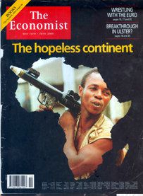 The Economist The hopeless continent
