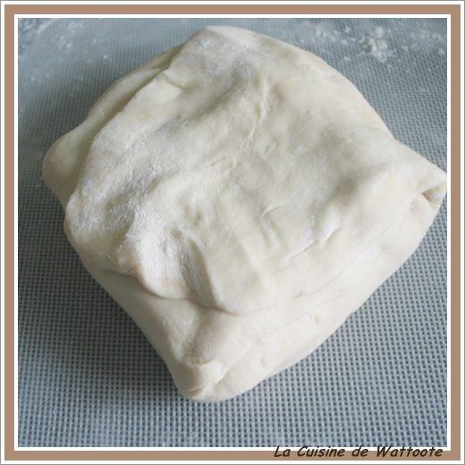pâte feuilletée etape 5