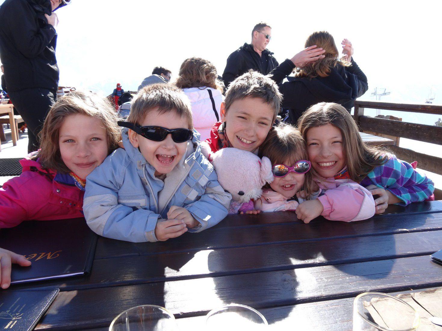 Ski Aussois - Fevrier 2014