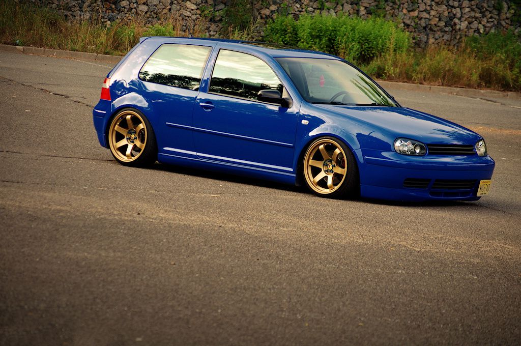 volkswagen golf 4 impreza style tuningcar es360. Black Bedroom Furniture Sets. Home Design Ideas