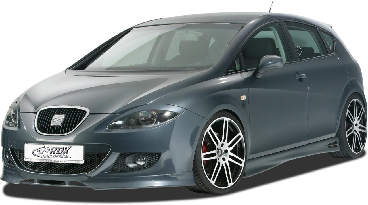seat leon par rdx racedesign tuningcar es360. Black Bedroom Furniture Sets. Home Design Ideas