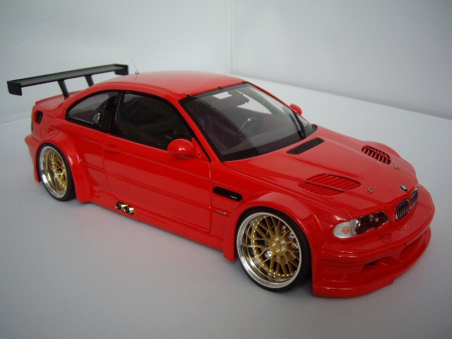Miniature Bmw M3 1 18 Tuningcar Es360