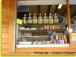 frites sauces