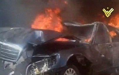 ? propos de l?attentat de Beyrouth