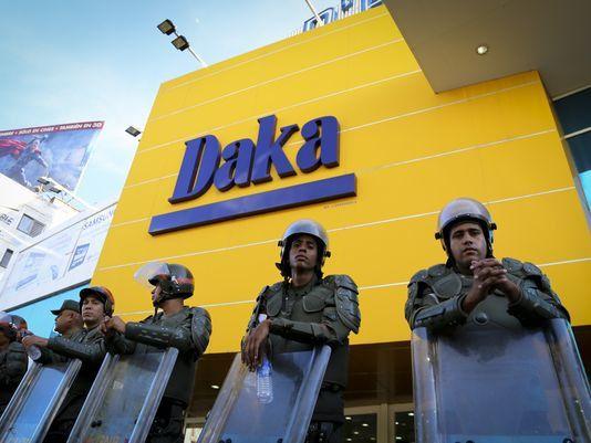 Venezuela : Nicolás Maduro envoie l'armée pour faire baisser les prix Daka