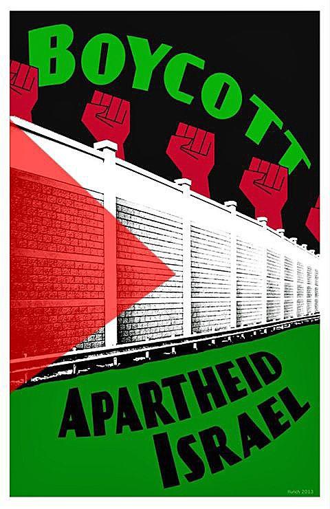 Ne pas acheter de produits israéliens, c'est ne pas cautionn Boycott-apartheid