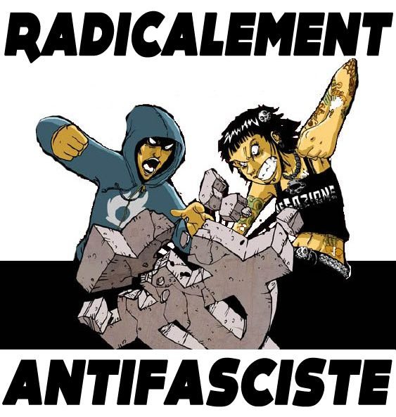 Le grand paradoxe de l'antifascisme d'aujourd'hui Radicalement-antifasciste