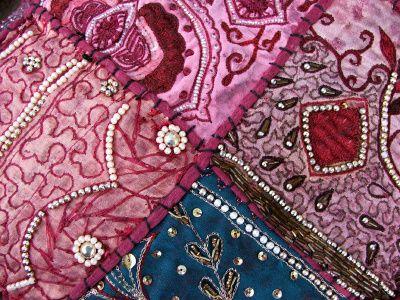 tissu coloré design