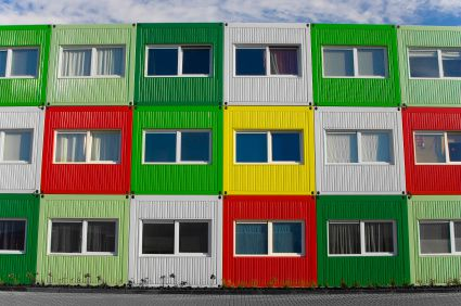 appartement container