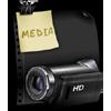 File Media Clip 100px