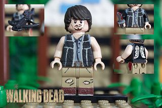 the walking dead lego c