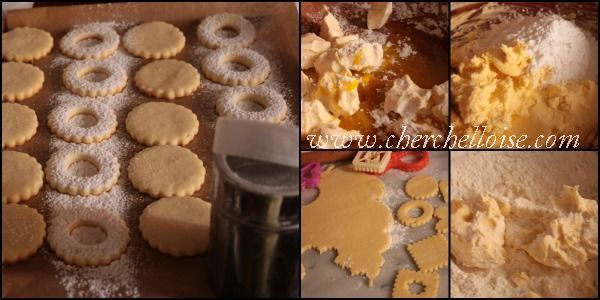 Sables Algeriens A La Confiture Pour L Aid Made With Sabrina
