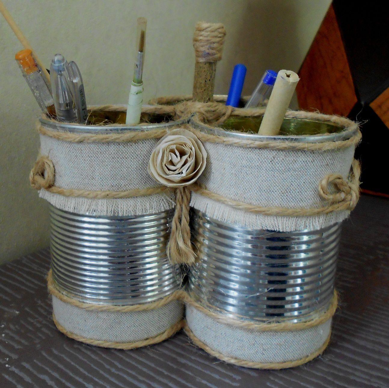 pots crayon recyclage le blog de. Black Bedroom Furniture Sets. Home Design Ideas