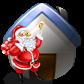 Home logo Noël2 84x84