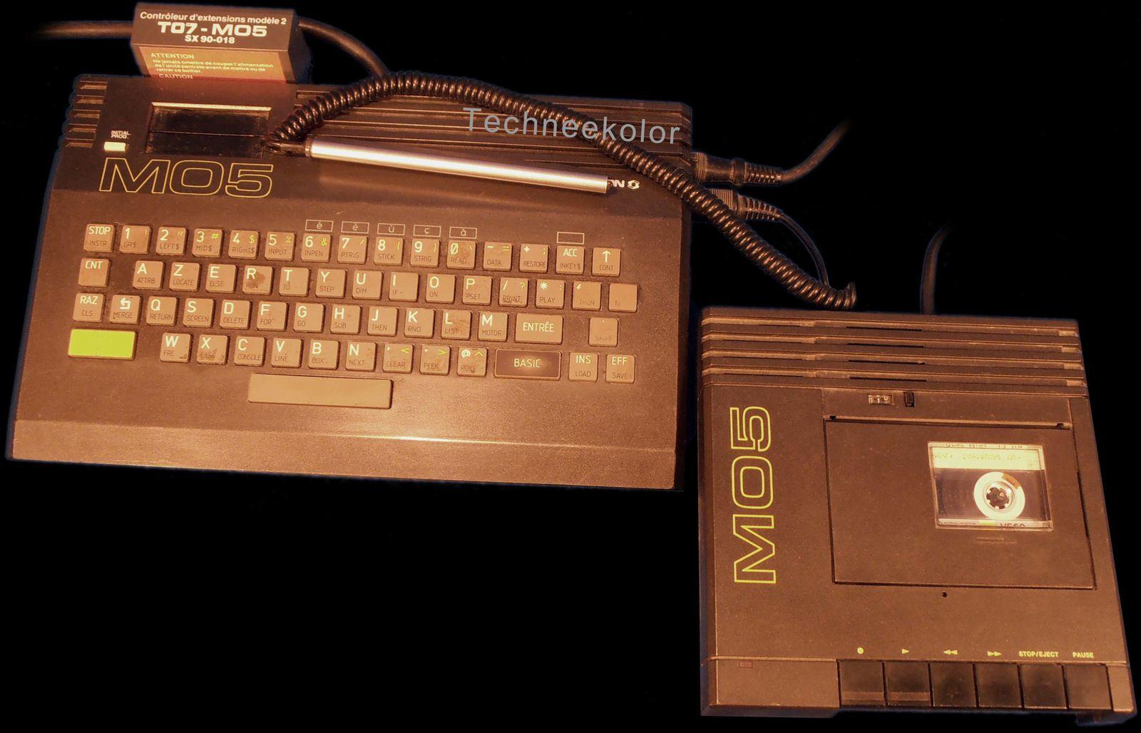 Thomson MO5 1984