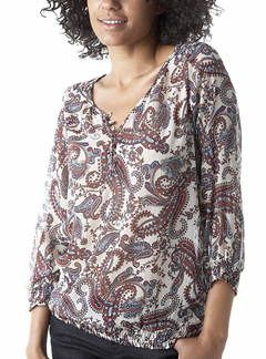 blouse-en-voile-crepe-imprime-imprime-bordeaux-108545-photo