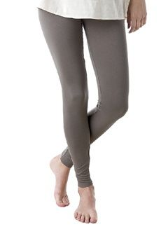leggings-longs-extensibles-kaki-107978-photo