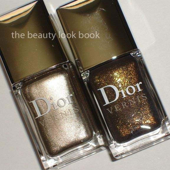 Dior Holiday Nails