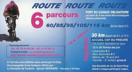 Rallye st péray Route.2