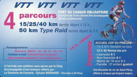 Rallye st péray VTT.2
