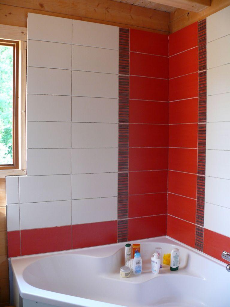 Salle de bain suite le blog de christine et olivier for Joint faience salle de bain