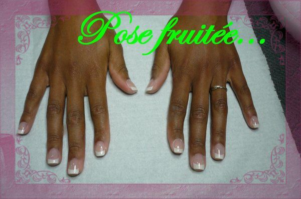 MODELE SO NAILS - RENFORCEMENT