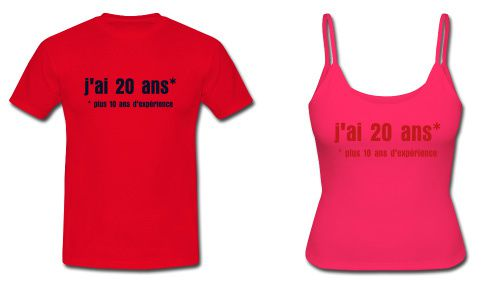 Tee-shirt-anniversaire-30-ans-20-ans-experience