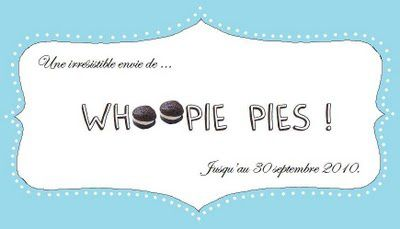 Banière Concours Whoopie Pies BIS