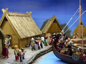 viking playmobil f