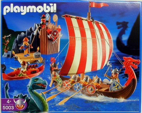 viking playmobil i