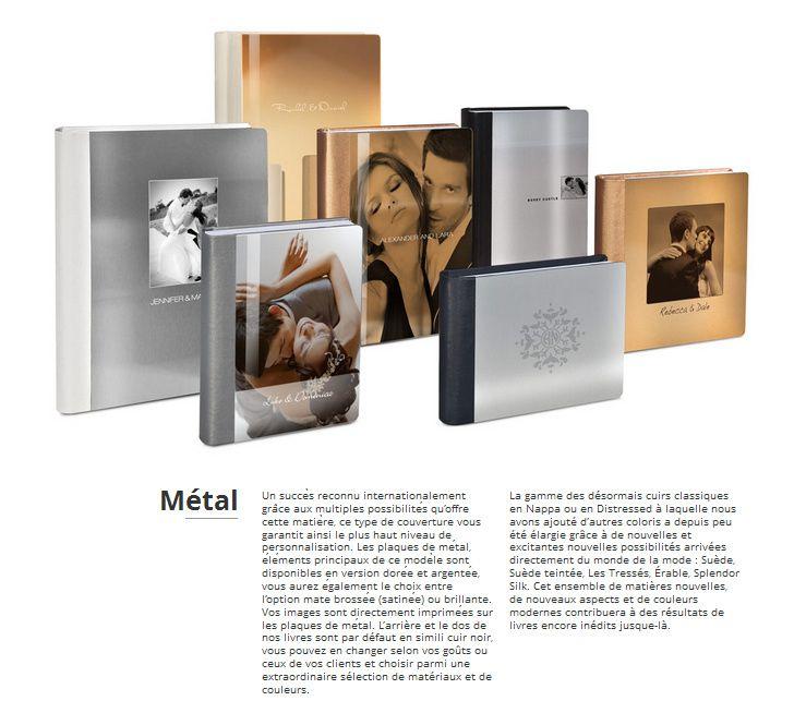 Album - Présentation de Livres mariage (ref GR)