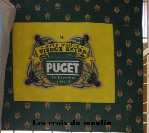 huile Puget