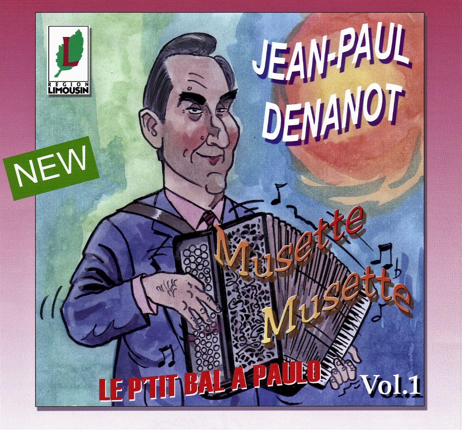 2004 Election de Jean-Paul Denanot à la présidence de la