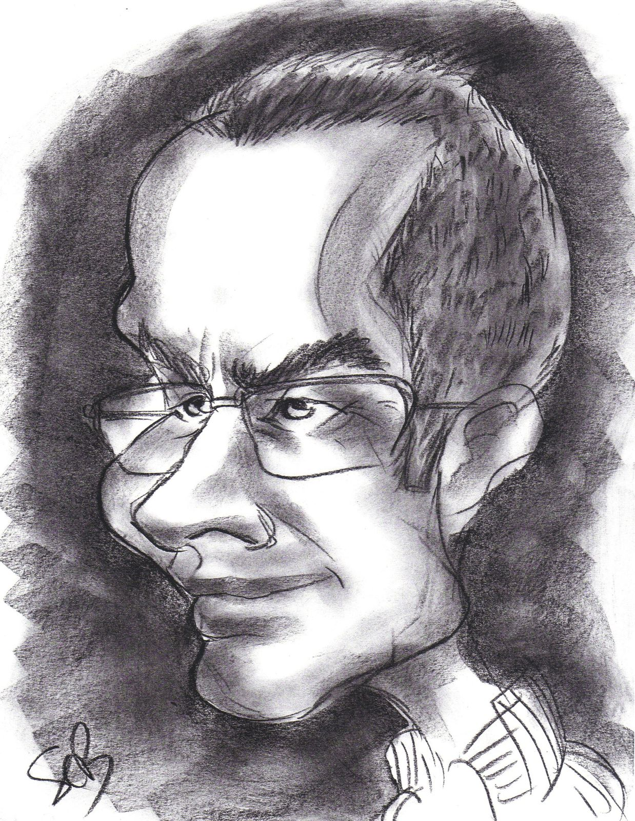 caricature par Seb nov. 2012