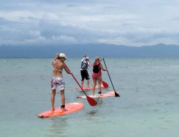 stand up paddle à soustons