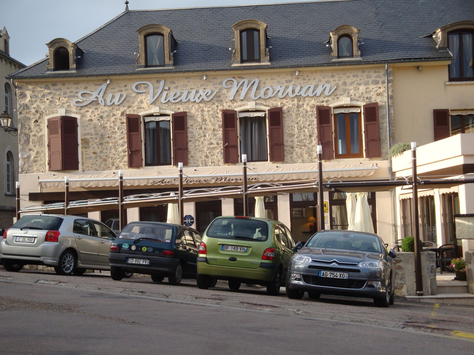 Album - BCMF-CHATEAU CHINON-2012