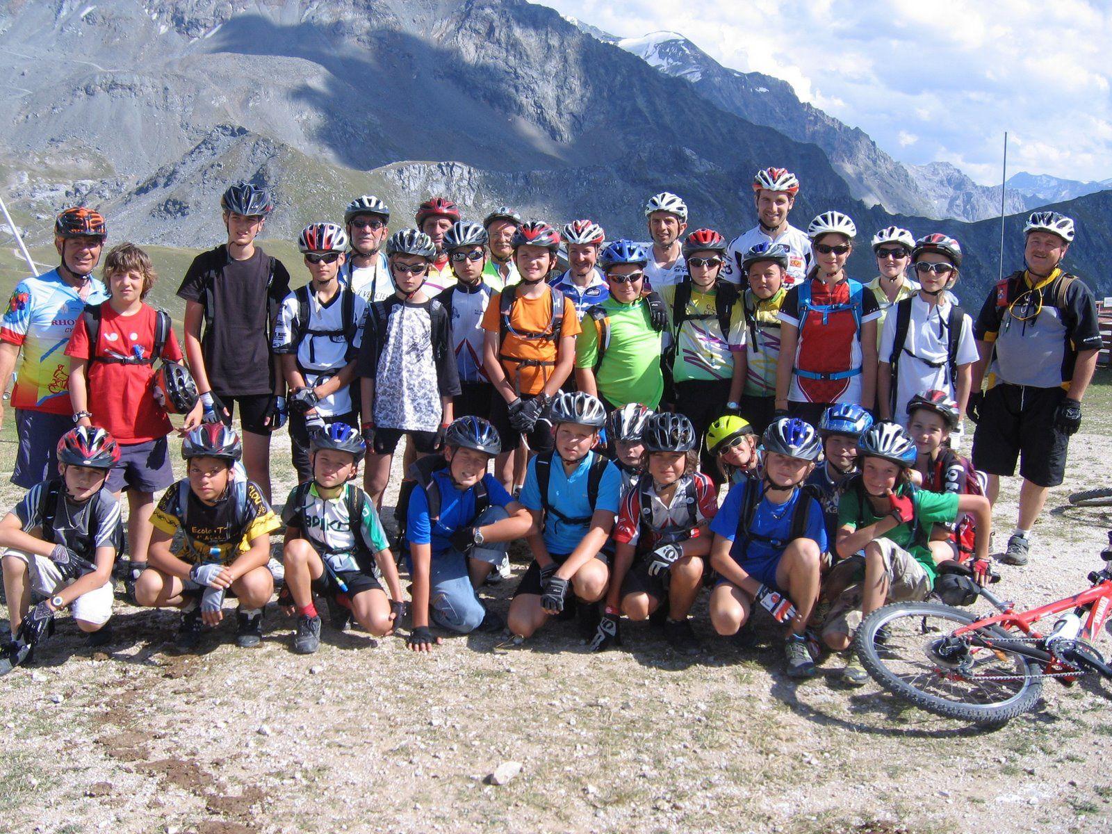 Camps organisé par la Ligue Rhone-Alpes !