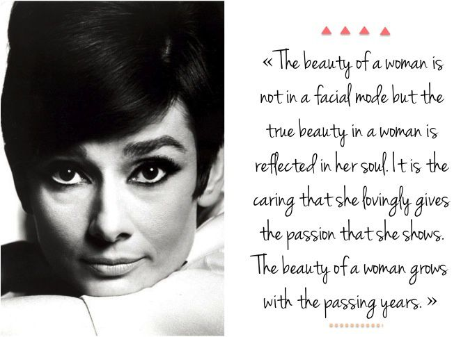 citation audrey hepburn