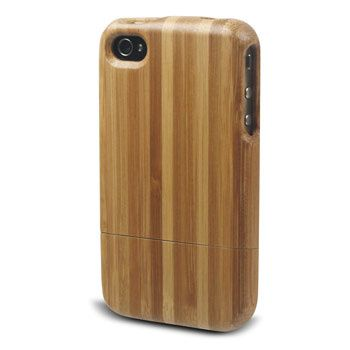 Coque bambou iPhone 4 MUCCPBKIP4G025