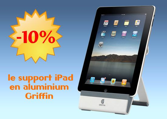 Support iPad pas cher