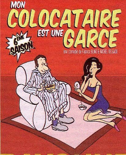colocataire garce 1