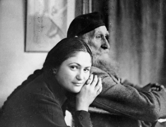 Dina et Maillol