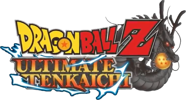 logo dragon ball z ultimate tenkaichi
