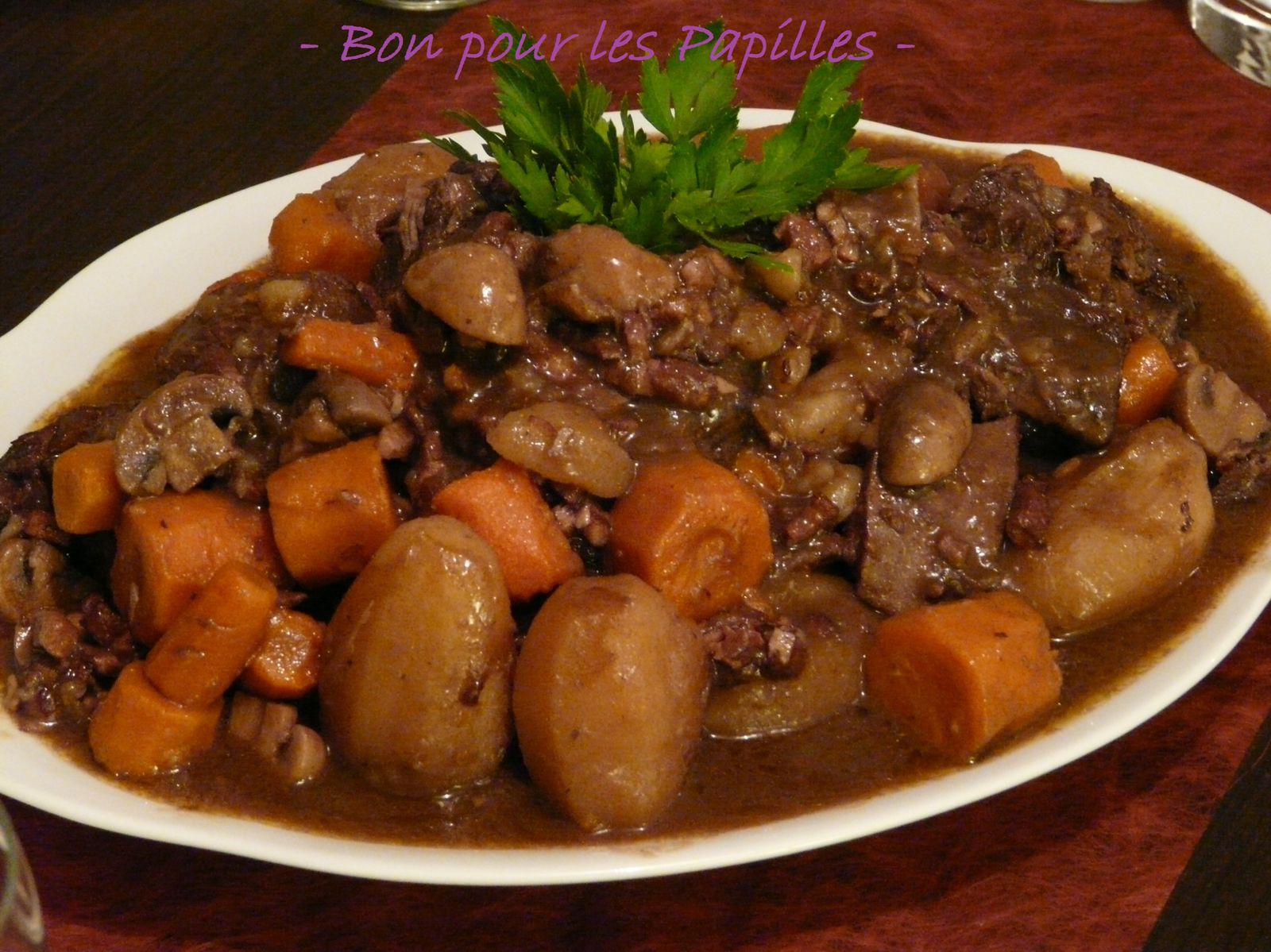 Boeuf Bourguignon Recipes — Dishmaps