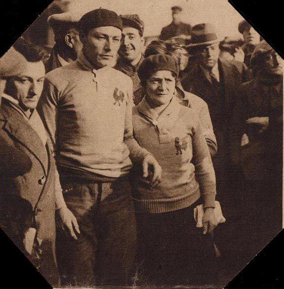 1929 gilman mme conradla presse